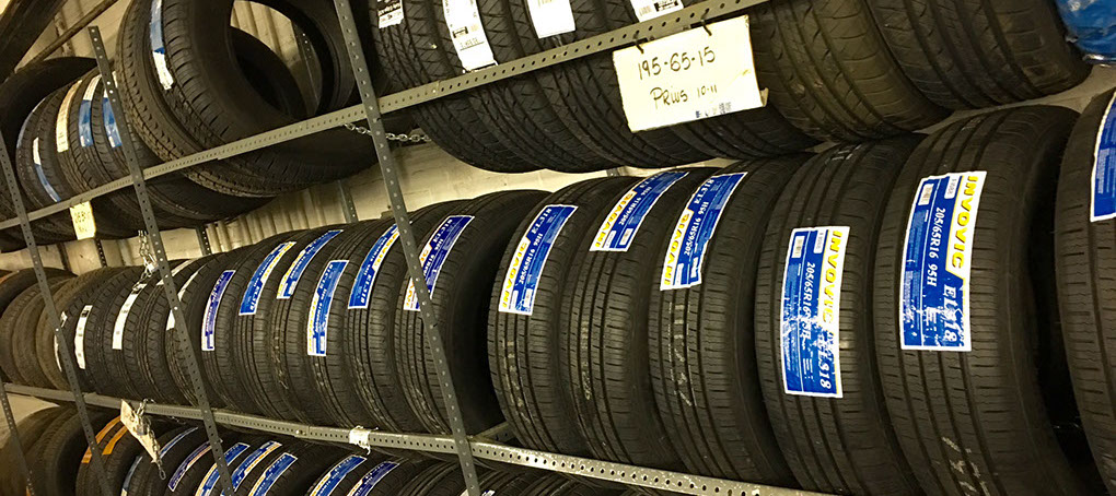 Tire Repair and Replacement in New York