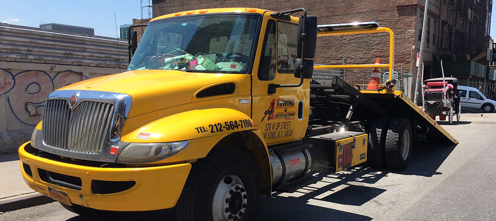 road side assistance in manhattan NY